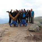 Wandern Freizeit Highland