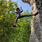Klettern, Kletterfreizeit, Ferienfreizeit
