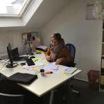 Elisa, unsere Geschäftsführerin